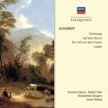 Schubert: Partsongs, Auf dem Strom, Der Hirt auf dem Felsen, etc