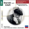 Brendel Spielt Liszt - Piano Concertos, Piano Solo Works