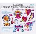 Orff: Carmina Burana, Catulli Carmina, Dithyrambi