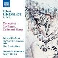 グロロー: ピアノ、チェロ、ハープのための協奏曲