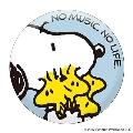 スヌーピー × TOWER RECORDS 缶バッジ B
