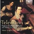 G.P.Telemann: Fugues Overtures & Suites