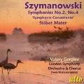 シマノフスキ: 交響曲第2番&交響曲第4番, スターバト・マーテル