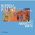 ロパルツ、シェック&プーランク: ヴァイオリン・ソナタ集