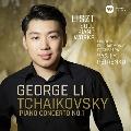 チャイコフスキー: ピアノ協奏曲第1番、リスト: ソロ・ピアノ作品集