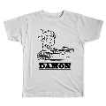 PEANUTS COMIC STYLE×ブリット・ポップ・スター T-shirt DAMON White/Mサイズ