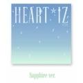 HEART*IZ: 2nd Mini Album (Sapphire Ver.)(メンバーランダムサイン入りCD)<限定盤>