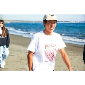 Ryu Ambe × WEARTHEMUSIC Love & Peace T-Shirt(White)Sサイズ