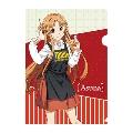 ソードアート・オンライン アリシゼーション × TOWER RECORDS A4クリアファイル アスナ