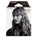 スクエアフォーマットフィルム「instax SQUARE Film」 Taylor Swift Edition