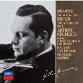 ブラームス:ヴァイオリン協奏曲 ブルッフ:ヴァイオリン協奏曲第1番<限定盤>