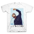 Justin Bieber/Shaded T-Shirt Sサイズ