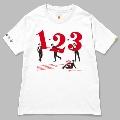 143 THE BAWDIES NO MUSIC, NO LIFE. T-shirt (グリーン電力証書付) Mサイズ