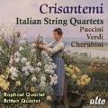 菊 - イタリアの弦楽四重奏曲集