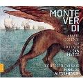 Monteverdi: Vespri Solenni per la Festa di San Marco [CD+DVD]