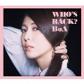 WHO'S BACK? [CD+DVD]<初回限定仕様>