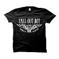 FALL OUT BOY/HOURGLASS T-SHIRT Mサイズ