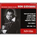 Mozart: Don Giovanni (3/13/1954) / Max Rudolf(cond), Metropolitan Opera Orchestra & Chorus, George London(Br), Margaret Harshaw(A), etc