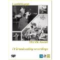 「レオニード・コーガン&ミシェル・オークレール テレビ放送用録音集(フランス)」 [DVD+CD]
