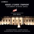 ジェフ・ビール: 《ハウス・オブ・カード》交響曲、他