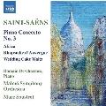 Saint-Saens: Piano Concerto No.3