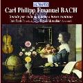 C.P.E.Bach: Sonate per Viola da Gamba e Basso Continuo<期間限定>