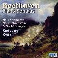 """Beethoven: Piano Sonatas No.10, No.17 """"Tempest"""", No.21 """"Waldstein"""""""