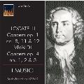 Locatelli: Concerti Op.1 No.8, No.11, No.12; Vivaldi: Concerti Op.4 No.1, No.2, No.3