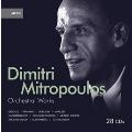 Dimitri Mitropoulos - Orchestral Works
