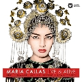 Maria Callas - Live and Alive<限定盤>