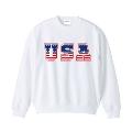 WTM オリジナルロゴスウェット USA XL