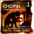 ショパン: ピアノ協奏曲第1番、第2番