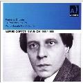 Alfred Cortot in Munich 1955-1956 - Chopin: 24 Preludes Op.28, Piano Sonata No.2