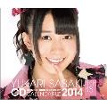 佐々木優佳里 AKB48 2014 卓上カレンダー