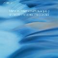シベリウス: 交響曲第3番, 第6番, 第7番