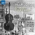 Villa-Lobos: Symphonies No. 8, 9, 11