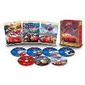 カーズ MovieNEX 3ムービー・コレクション [4Blu-ray Disc+3DVD]<期間限定版>