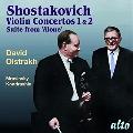 Shostakovich: Violin Concertos No.1 & No. 2, Suite from 'Alone'