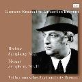 モーツァルト: 交響曲第41番、ブラームス: 交響曲第1番