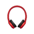 SONY Bluetooth ヘッドホン WH-H810/Red