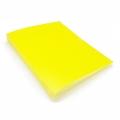タワレコ 推し色グッズ チェキファイル/Yellow