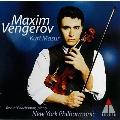 ドヴォルザーク:ヴァイオリン協奏曲 エルガー:ヴァイオリン・ソナタ