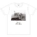 Cornelius Mellow Waves T-Shirts(White×Black)/Mサイズ