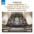 ヴィドール: オルガン交響曲全集 第4集