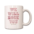 We Will Rock You Mug