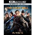 グレートウォール [4K ULTRA HD+Blu-rayセット]