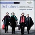 Schubert: Complete String Quartets Vol.6