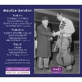 Maurice Gendron Vol.2 - Brahms, Prokofiev, Faure