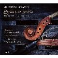 アレッサンドロ・スカルラッティ: リコーダーとヴァイオリンのカンタータ集