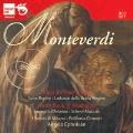 Monteverdi: Mass Four Voices, Salve Regina No.2, Litany of the Blessed Virgin, etc